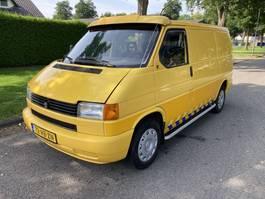 gesloten bestelwagen Volkswagen T4 Transporter T4 1998