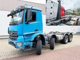 containersysteem vrachtwagen Mercedes-Benz 4148 K 8x4/4 Grounder Arocs 4148 K 8x4/4 Grounder, Retarder 2020