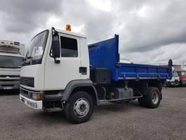 kipper vrachtwagen DAF LF 55 210 ATI - TIPPER - Spring / Manuel / French truck 1998