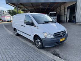 gesloten bestelwagen Mercedes-Benz 113 Cdi Vito 2012 bj airco 2012