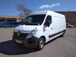 bakwagen vrachtwagen Renault MASTER 125.35 2015