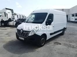 bakwagen vrachtwagen Renault MASTER 125.35 L2H2 10M3 2015