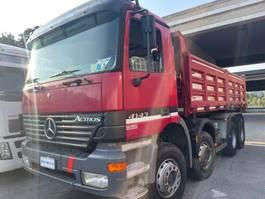 kipper vrachtwagen Mercedes-Benz Actros 4143 MERCEDES 14143-8x4