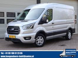 gesloten bestelwagen Ford 350 2.0 TDCI 185pk AUTOMAAT L2H2 Limited - 5 Jaar Garantie 2020