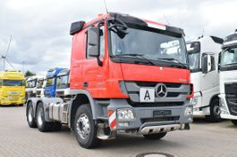 standaard trekker Mercedes-Benz Actros 2644 2644LS 6x4 Euro5 Retarder Kipphydraulik 2012