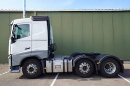 gevaarlijke stoffen trekker Volvo FH 420 6X2 ADR EURO 6 2014