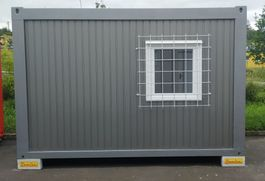 kantoor woonunit container Vamiro Container, Residential container Abroll, Office container, Living container, Commercial container, Resident unit, Garden container, Portable cabin, Modular building,  4m x 2,45m x 2,6m - NEW 2021