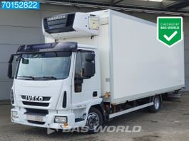 koelwagen vrachtwagen Iveco EuroCargo 75 75E180 4X2 Euro 5 2010