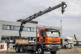 platform vrachtwagen Renault Kerax 380 380+HIAB 166-5 ( Remote C.) 2011