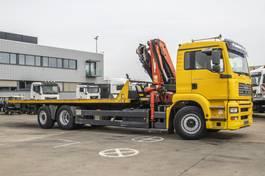 takelwagen-bergingswagen-vrachtwagen MAN TGA 26 LL 6x2-4 + PK 21000 (2xhydr.+ Remote C.) 2004