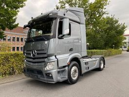 standaard trekker Mercedes-Benz Actros 1842 4X2 Streamspace 2.30 / Euro 5 2012