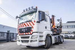 kipper vrachtwagen MAN TGS 26 BLS + PK 24001 ( Remote C.) 2013