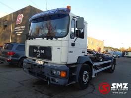 chassis cabine vrachtwagen MAN 19.293 466