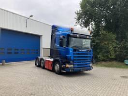 standaard trekker Scania R164 2002