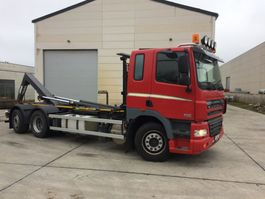 containersysteem vrachtwagen DAF cf