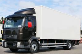 bakwagen vrachtwagen Volvo Koffer Ladebordwand Alufelgen Automatik Euro5 2013