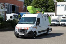hoogwerker bedrijfswagen Renault DCI 150 /142 TPFc/2P.-Korb/265kg/13,9m 2014