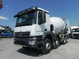 betonmixer vrachtwagen Mercedes-Benz 3240 8x4 Betonmischer - 4x sofort lieferbar! 2021