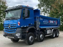 overige vrachtwagens Mercedes-Benz Arocs 4142 8x8 BB EURO6 Muldenkipper TOP 2017
