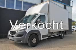 gesloten bestelwagen Peugeot 335 2.0 HDI 130PK L3 Bakwagen - Airco - Navi - D'Hollandia Laadklep - € ... 2017