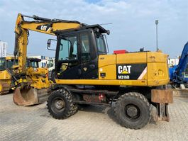 overige bouwmachine Caterpillar M316D 2012