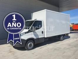 bakwagen vrachtwagen Iveco DAILY 35S16 2017