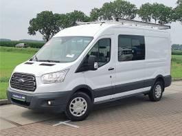 gesloten bestelwagen Ford 330 l 125 l3h2 dc airco 2016