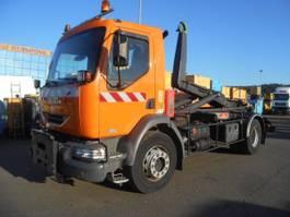 open laadbak vrachtwagen Renault Midlum 2006
