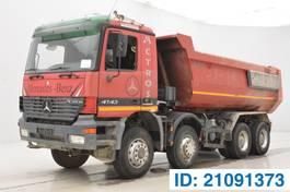 kipper vrachtwagen Mercedes-Benz Actros 4143 4143K - 8x6 2002