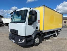 bakwagen bedrijfswagen Renault Gamme D 2016