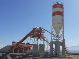 betoncentrale FABO POWERMIX-90 FIXED CONCRETE MIXING PLANT 2021