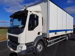 bakwagen vrachtwagen Volvo FL 250 4x2 5600 2015