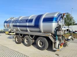 tankoplegger D-TEC Trailer Tanktrailer FV2006 2002
