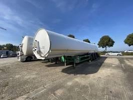 wissellaadbaktank container OMT 42990/5, Benzi & Diesel - ADR is valid 2006