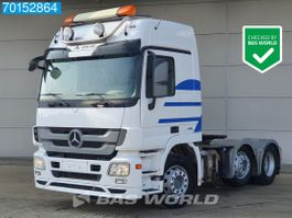 standaard trekker Mercedes-Benz Actros 2548 6X2 Hydraulik Lift-Lenkachse Euro 5 2011