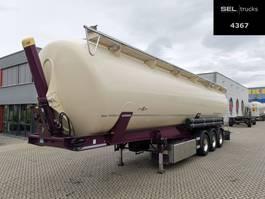 tankoplegger SPITZER SK2760CAL / Kippsilo / 60m3 / Lebensmittel