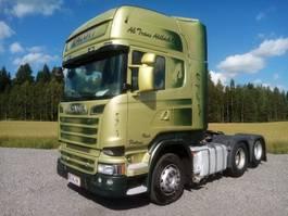 standaard trekker Scania R620-V8 R-620 2900 2013