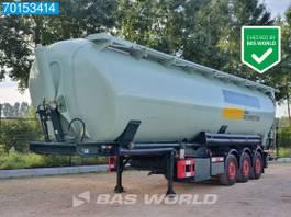 silo oplegger SPITZER SK2760CAL 60.000 Ltr / 1 Comp / Kipp Silo 2003