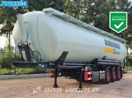 silo oplegger SPITZER SK2760CAL 60.000 Ltr / 1 Comp / Kipp Silo 2004