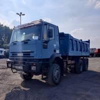 kipper vrachtwagen Iveco Eurotrakker 260 E34 2002