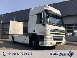 containersysteem vrachtwagen DAF CF 65 Euro 5 / SC / Manual / 337 dkm! / 20ft Container / Loadlift 2000 kg 2008