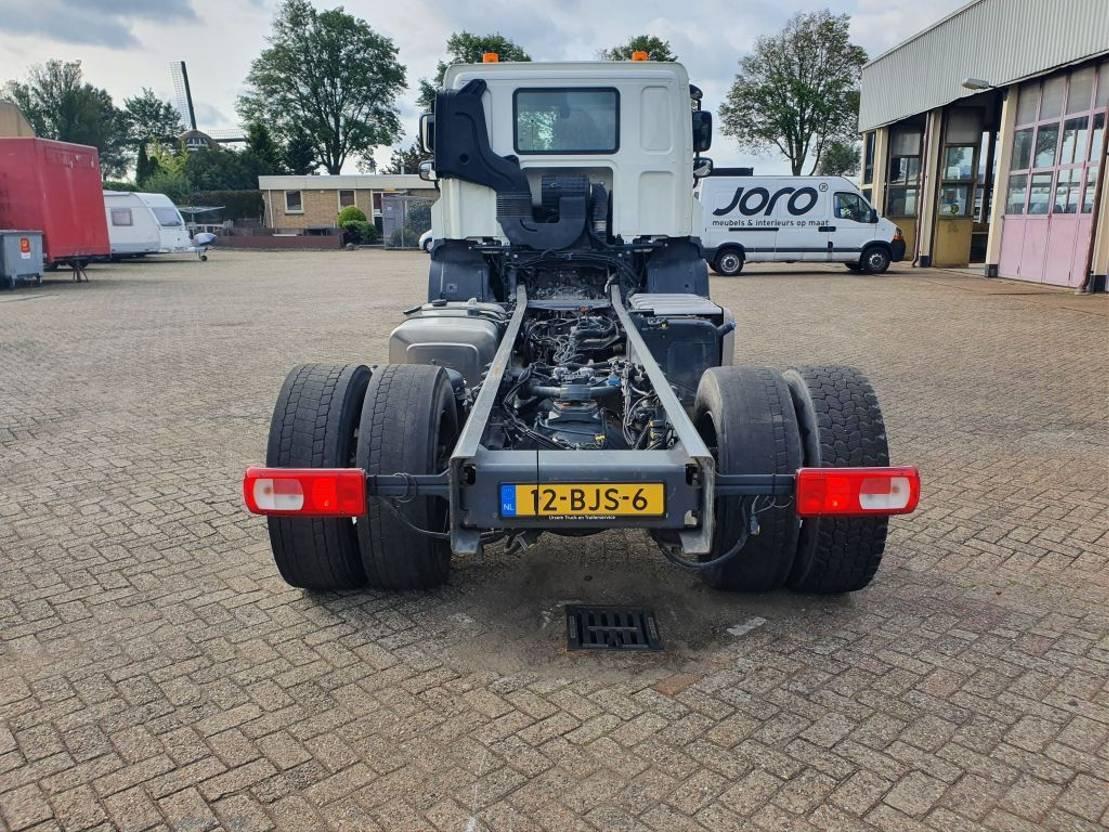 chassis cabine vrachtwagen DAF 2017
