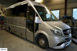 taxibus Mercedes-Benz Cuby 519CDI mini bus (17 seats) 2018