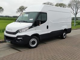 gesloten bestelwagen Iveco 35S16 l2h2 automaat hi-mat 2019