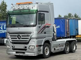 standaard trekker Mercedes-Benz Actros 2658 V8 6x4 RETARDER / HYDRAULIEK 2004