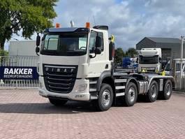 containersysteem vrachtwagen Ginaf X6 4243 CS *NIEUW*  480 pk 8x4 - Off-Road (N3G) - HIAB Ultima30S - haak 30 ton 2021