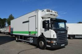 koelwagen vrachtwagen Scania P230 * MANUAL * EURO4 * THERMO KING SPECTRUM TS * 2008