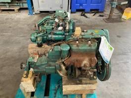 industriële motor Volvo Penta C-10 Marine 10 PK Benzine motor met keerkoppeling