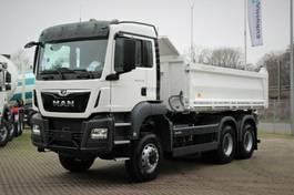 kipper vrachtwagen MAN 33.430 6x6 /3-Seiten-Kipper 2020