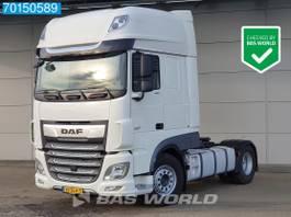 standaard trekker DAF XF 480 4X2 NL-Truck SSC Intarder ACC Hydraulik LDWS 2018